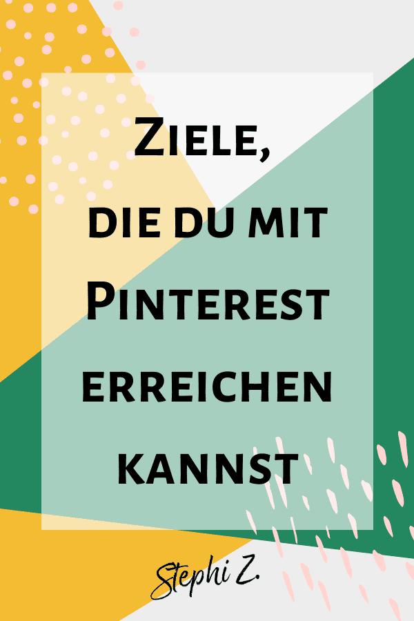 Pinterest für Anfänger, deine ersten Schritte