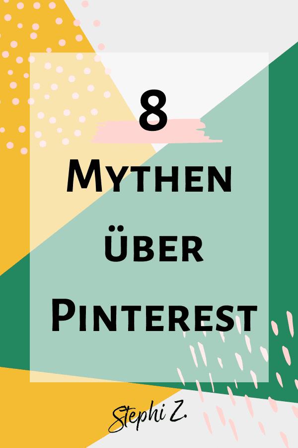 Pin Pinterest Mythos