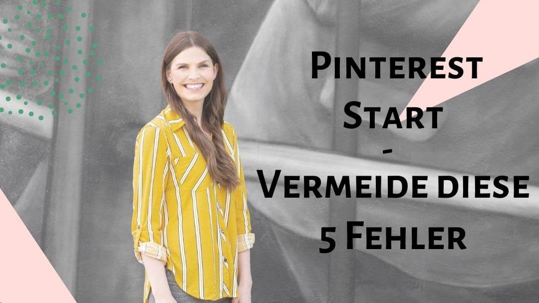 Pinterest-Start