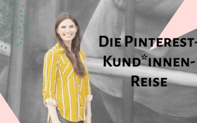 Die Pinterest-Kund*innen-Reise